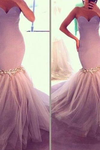 2016 Prom Dress,Long Prom Dress,Mermaid Prom Dress,Sweetheart Prom Dress,Sexy Prom Dress,Lace Prom Dress,PD0202