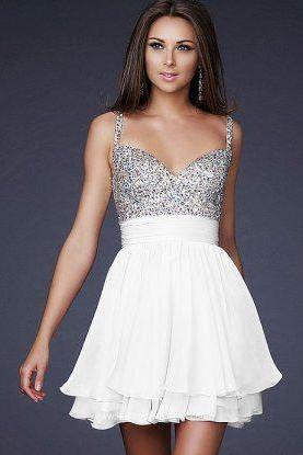 Homecoming Dresses,Sequin Homecoming Dresses,Homecoming Dresses With Beads,Cute Homecoming Dresses,Juniors Homecoming Dresses,Cheap Homecoming Dresses,PD0518