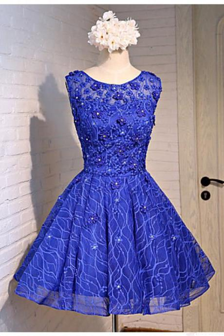Lace Homecoming Dresses, Charming Homecoming Dresses, Appliques Homecoming Dresses, Homecoming Dresses, Dresses For Prom,Short Prom Dresses, Cheap Homecoming Dresses, Juniors Homecoming Dresses,PD0632
