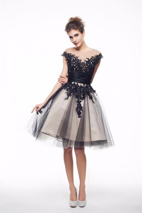 Black Lace Homecoming Dresses, Off Shoulder Homecoming Dresses, Tulle Homecoming Dresses, Cocktail Dresses, Charming Homecoming Dresses, Cheap Homecoming Dresses, Popular Homecoming Dresses, Homecoming Dresses, PD0815